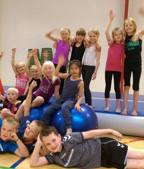 Gymnastik små